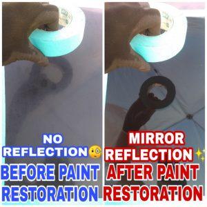 paint restoration Sacramento Car Detailing