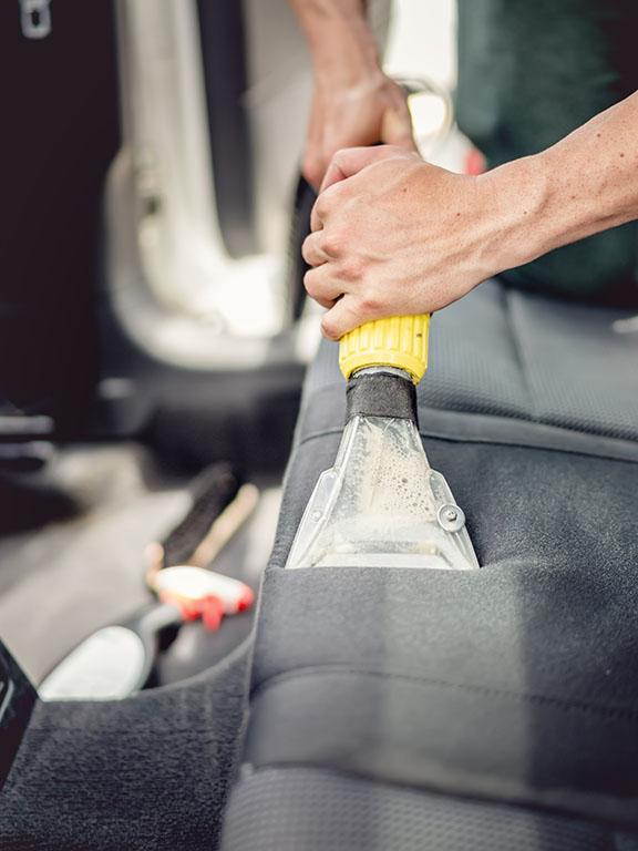 Interior Car Detail | Nor Cal Mobile Detail Pros